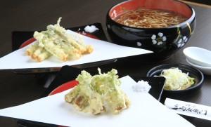 未も心もほっこり温かいお蕎麦と極上の天ぷら