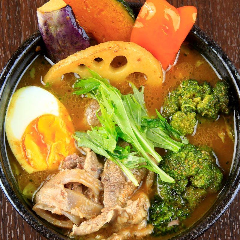 リニューアル オープン!!soup curry Bell~スープカレー ベル~へ行ってみた(*'▽')